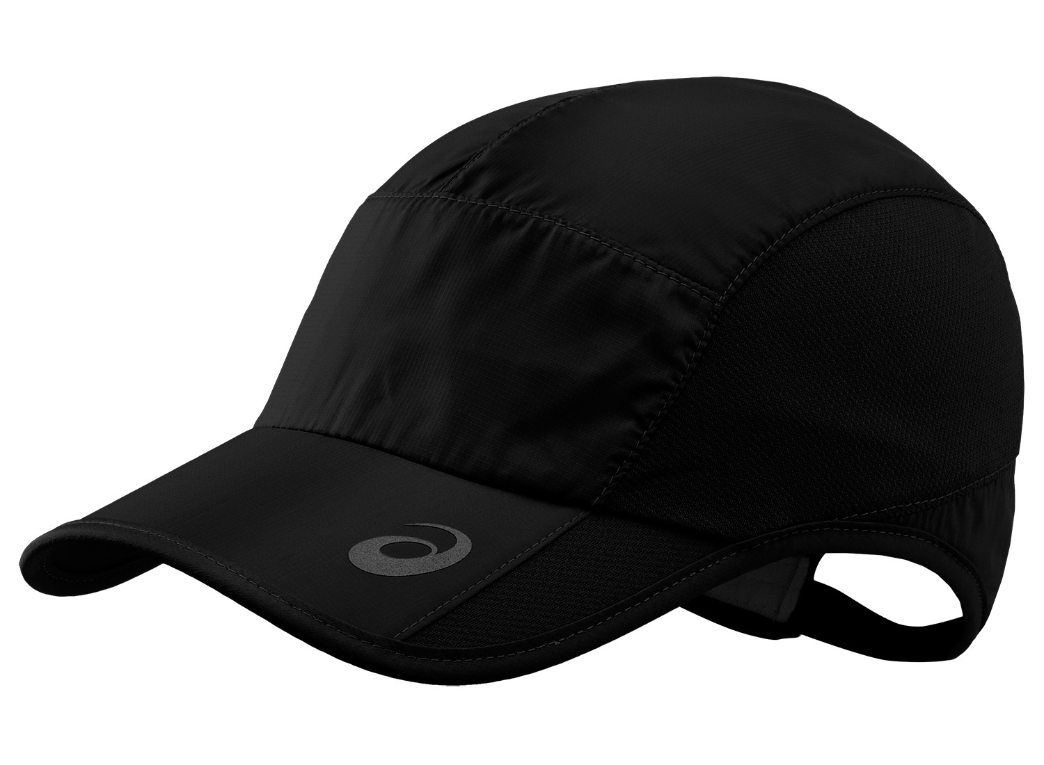 Кепка для бега Asics Performance Cap (132059 0904) черная фото