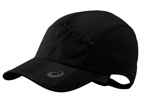 Кепка для бега Asics Performance Cap (132059 0904) черная фото