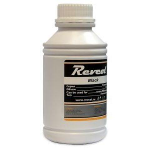 Чернила Revcol для hp, canon, Black, Pigment, 500 мл.