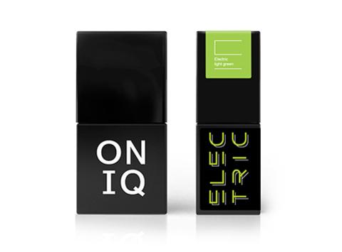 OGP-151 Гель-лак для покрытия ногтей. Electric light green