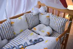 Комплект постельного белья Облачко Серый тучка