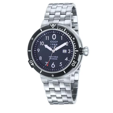 Купить Наручные часы CCCP CP-7004-22 Kashalot Submarine по доступной цене