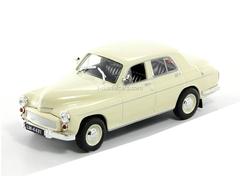 Warszawa 203 beige 1:43 DeAgostini Auto Legends USSR #154