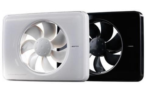 Вентилятор накладной FRESH Intellivent White (таймер, датчик влажности, программируемый)