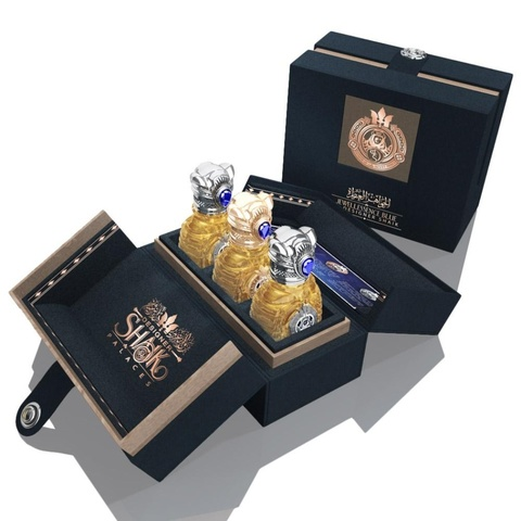 Shaik set woman №30 30ml+№33 30ml+№33 Gold 30ml