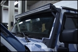 Установка светодиодных фар Jeep Wrangler фото-3
