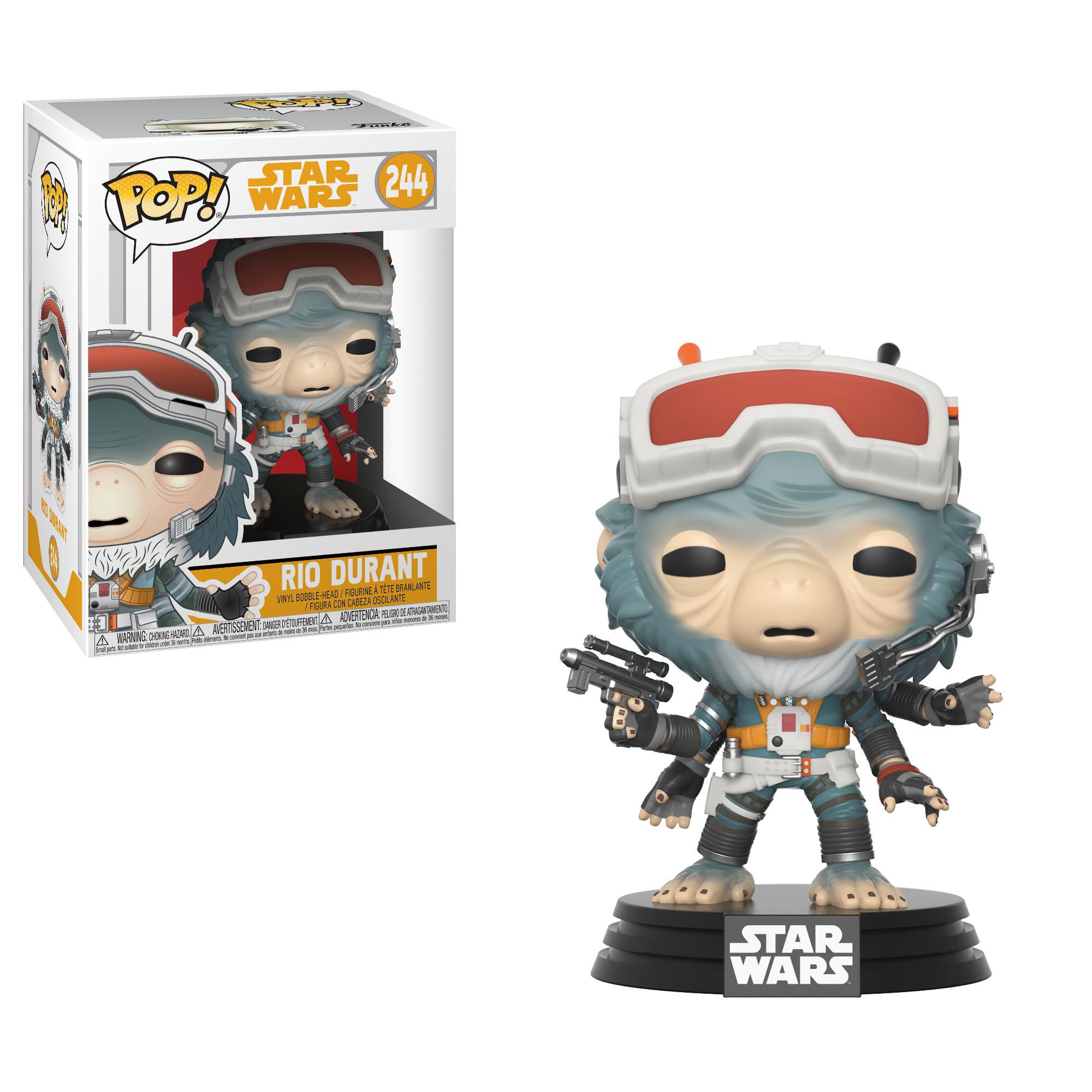 Фигурка Funko POP! Bobble: Star Wars: Solo: Rio Durant POP 16 26992