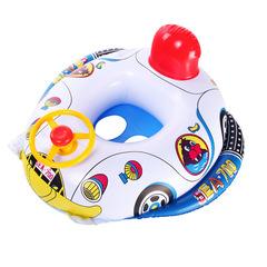 Надувной круг-ходунок «Гоночная машина»