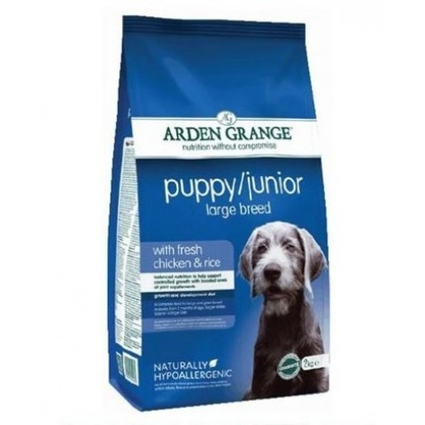 ARDEN GRANGE PUPPY/JUNIOR LARGE BREED 15 кг