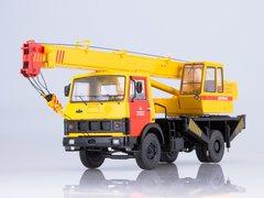 MAZ-5337 Truck crane KS-3577 Mosmetro 1:43 Start Scale Models (SSM)