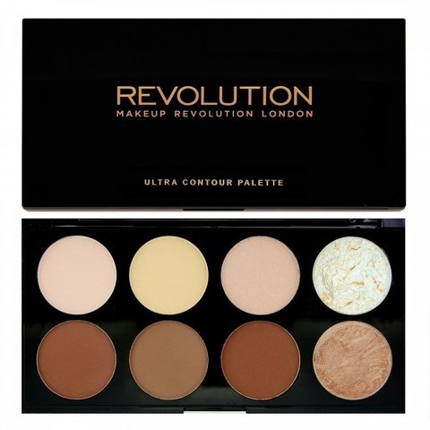 Палетка для сухого контуринга Makeup Revolution Ultra Contour Palette (UK)
