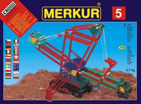 Merkur М-3505 Металлический конструктор MERKUR 5