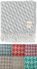 Плед Manifattura Lombarda Regale J01 серый/красный
