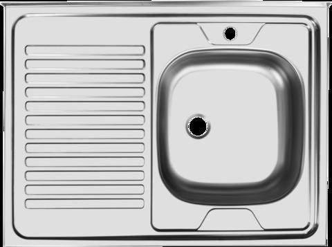 Мойка накладная на 800 мм