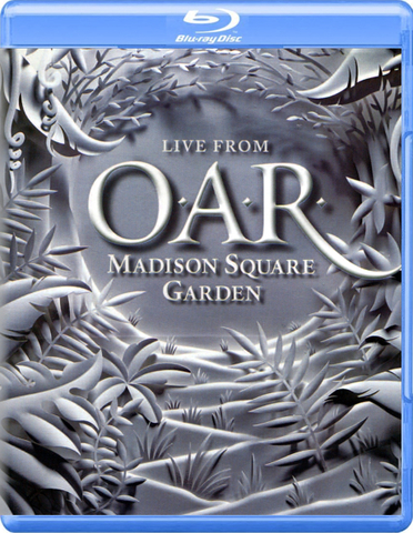 O.A.R. ‎/ Live From Madison Square Garden (Blu-ray)