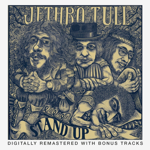 Jethro Tull / Stand Up (CD)