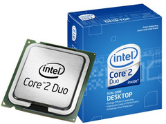 Intel Core 2 Duo E6750 Conroe (2667MHz, LGA775, L2 4096Kb, 1333MHz)