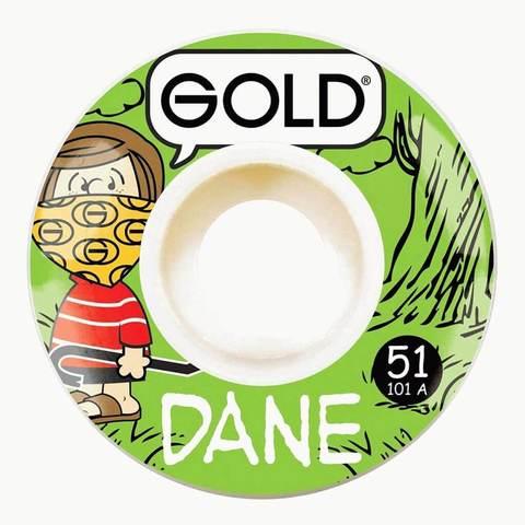 Колёса GOLD WHEELS Gang Dane 101A