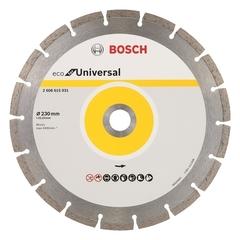 Алмазный диск Bosch ECO Universal 230х22,23 мм