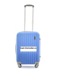 Чемодан Ananda APL-833-LBLUE светло-синий ручная кладь (S)
