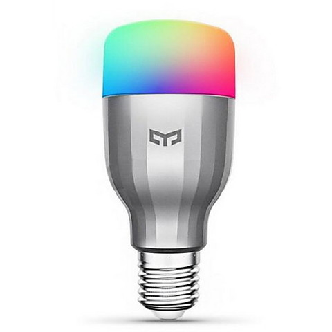 Лампа E27 с WiFi Xiaomi Yeelight Smart Led Bulb (Color) 9Вт 6500K