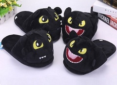 Slippers Plush How to Train Your Dragon