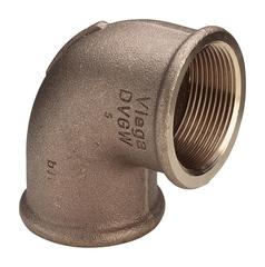 Viega угольник ВР 90 (бронза) 1