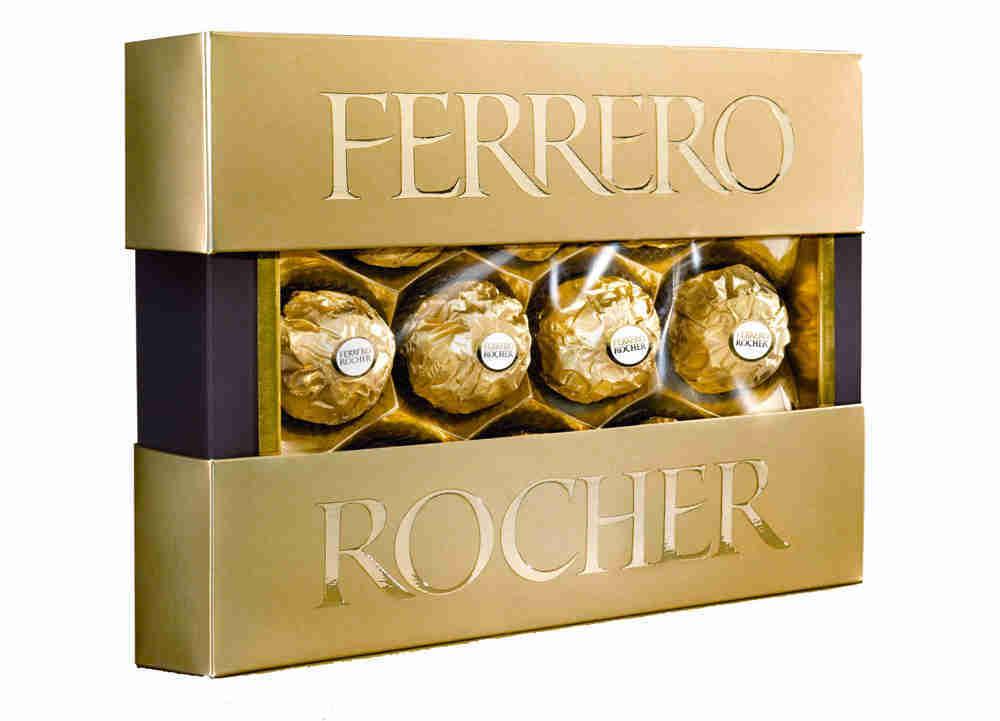 Конфеты FERRERO ROCHER PREMIUM