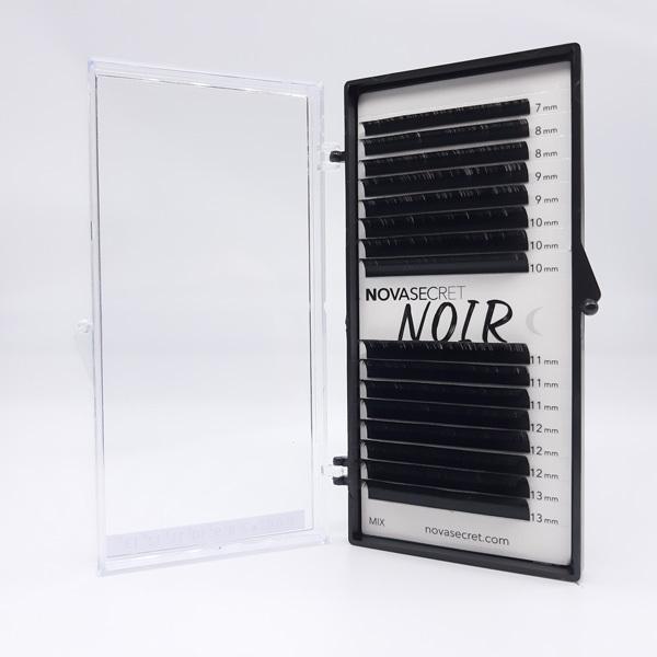 "NovaSecret Ресницы Novasecret NOIR Черные mix, изгиб ""D"" Noir-D-Mix.jpg"