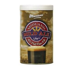 Солодовый экстракт Muntons Premium Midland Mild...