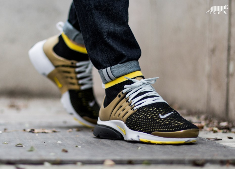 promo code 3956d b2a32 ... ireland official store nike air presto ultra flyknit black yellow  white. 4c438 1c327 659ca 2f55d