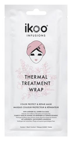 ikoo Thermal Treatment Wrap Color Protect Repair Маска-шапочка Защита цвета и восстановление