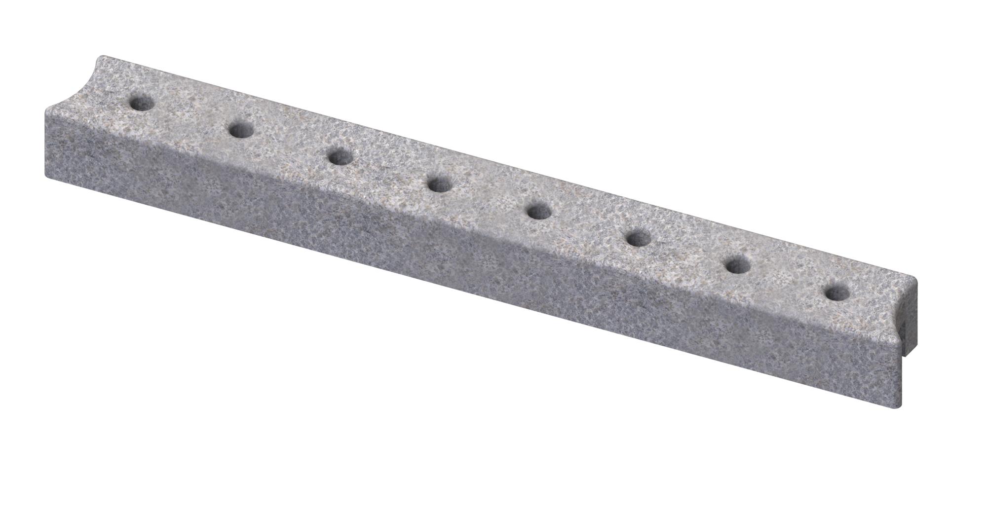 Талькохлоритные элементы: Верхний талькохлоритный элемент SAWO HP25-001 для печи NIMBUS V12 (640х70х60мм)