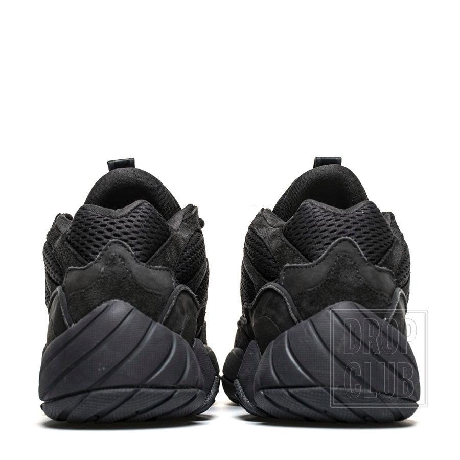 sports shoes f2088 01519 Кроссовки мужские Adidas Yeezy Desert Rat 500 Utility Black
