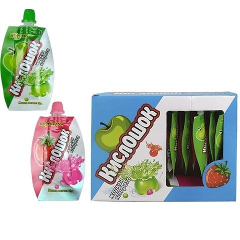 Жидкая конфета Кислошок 1кор*24бл*20шт, 16г