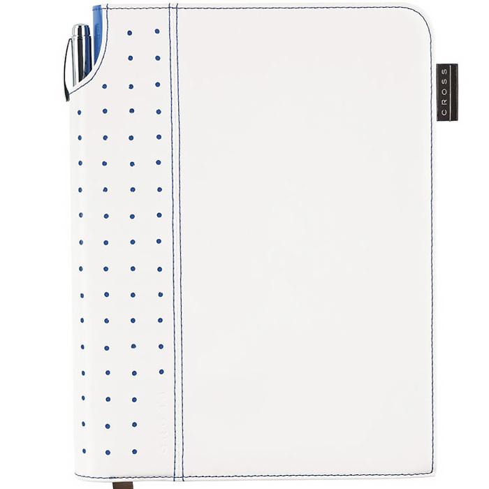 Записная книжка Cross Journal Signature, 250 страниц в линейку, ручка 3/4 в комплекте AC236-6M