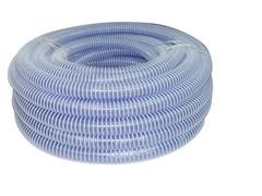 Шланг гофрированный мягкий легкий SYMMER Spiral SSL - 75мм х 1мм х 25м