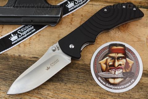 Складной нож Bloke X D2 Satin