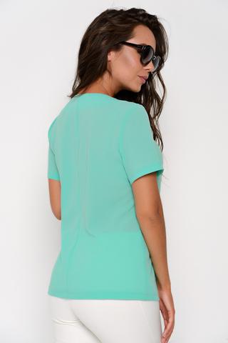 Романтичная блузка. Отличный летний вариант!