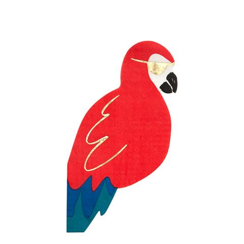 Салфетки Попугай