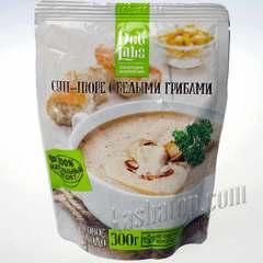 Суп-пюре с белыми грибами 'DeliLabs', упаковка
