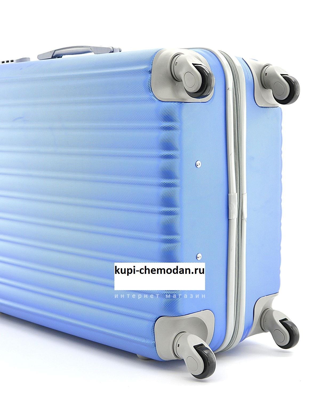 Чемодан Ananda APL-833-LBLUE Небесно-Голубой ручная кладь (S)