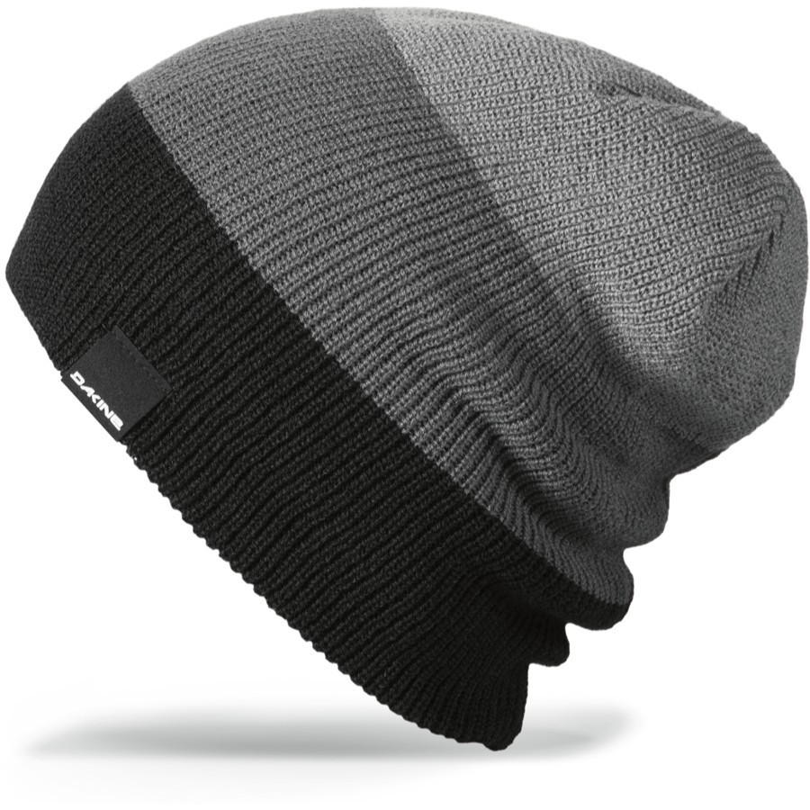 Длинные шапки Шапка-бини вязаная Dakine Lester 0Gr Black / Grey 27.jpg