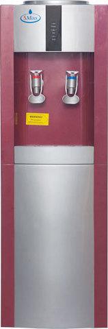 Кулер для воды Smixx 16 L/EN красный