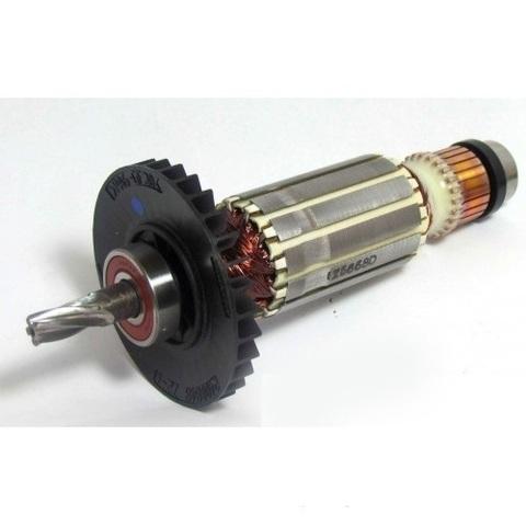 Якорь (ротор) на Makita HR2450 с подшипниками