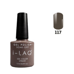 Гель лак для ногтей I-laq  117, 7,3 мл.