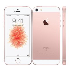 Apple iPhone SE 32GB Rose Gold - Розовое Золото