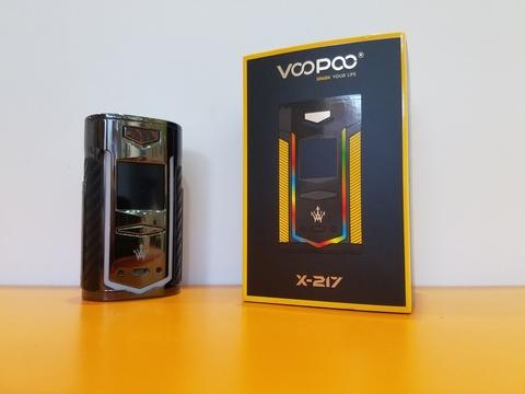 Батарейный мод X217 by Voopoo 217W