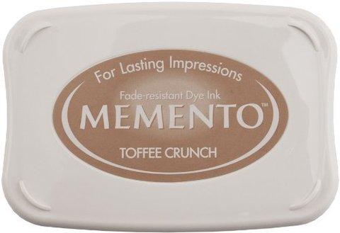 Штемпельная подушечка MEMENTO - TOFFEE CRUNCH