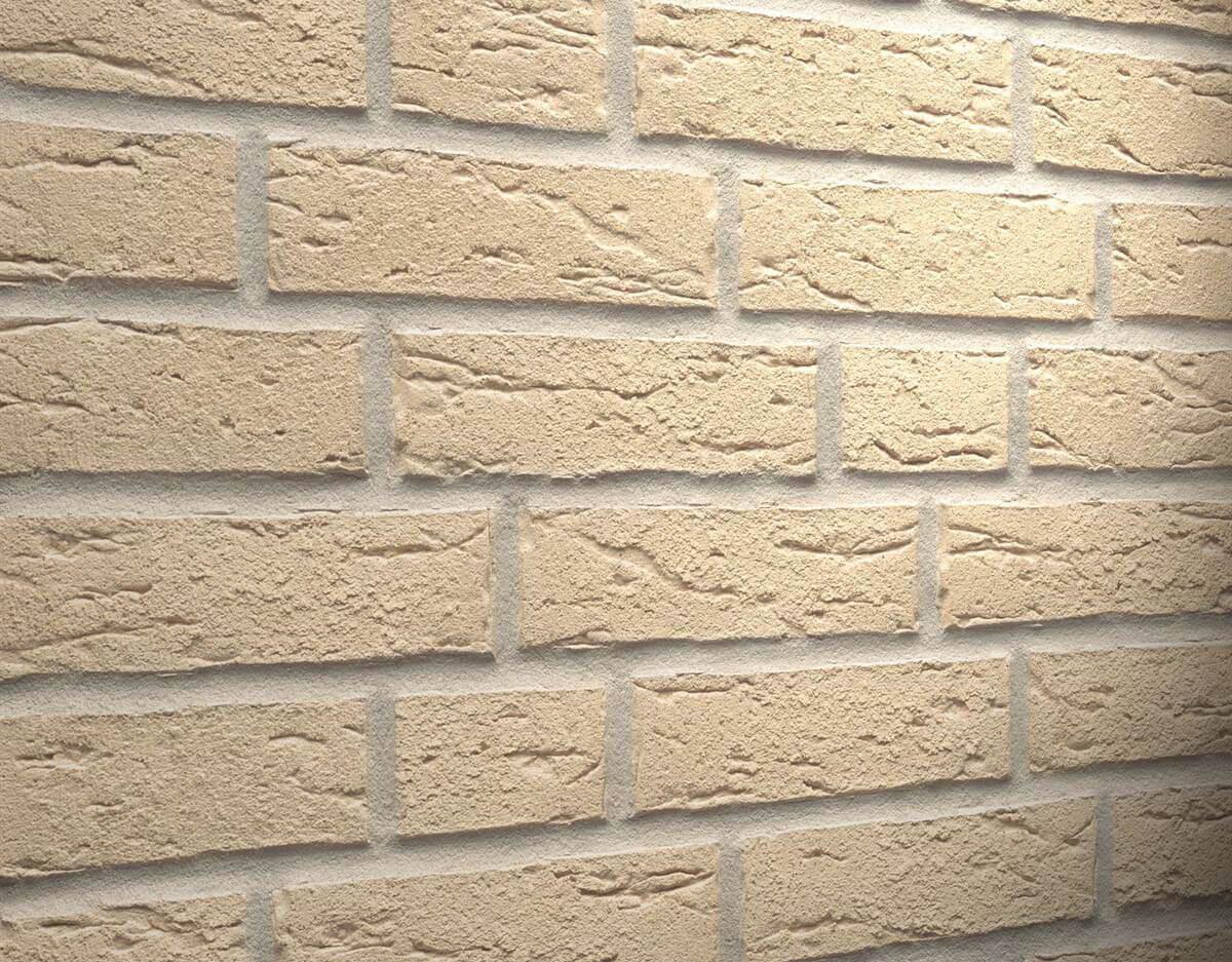 Плитка-клинкер под кирпич Feldhaus Klinker, Sintra, R691NF14, ручная формовка, perla